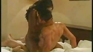 Sensual massage and sex