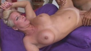 Wife Takes Two Cocks!