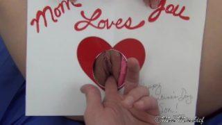 Mom's Homemade Valentine